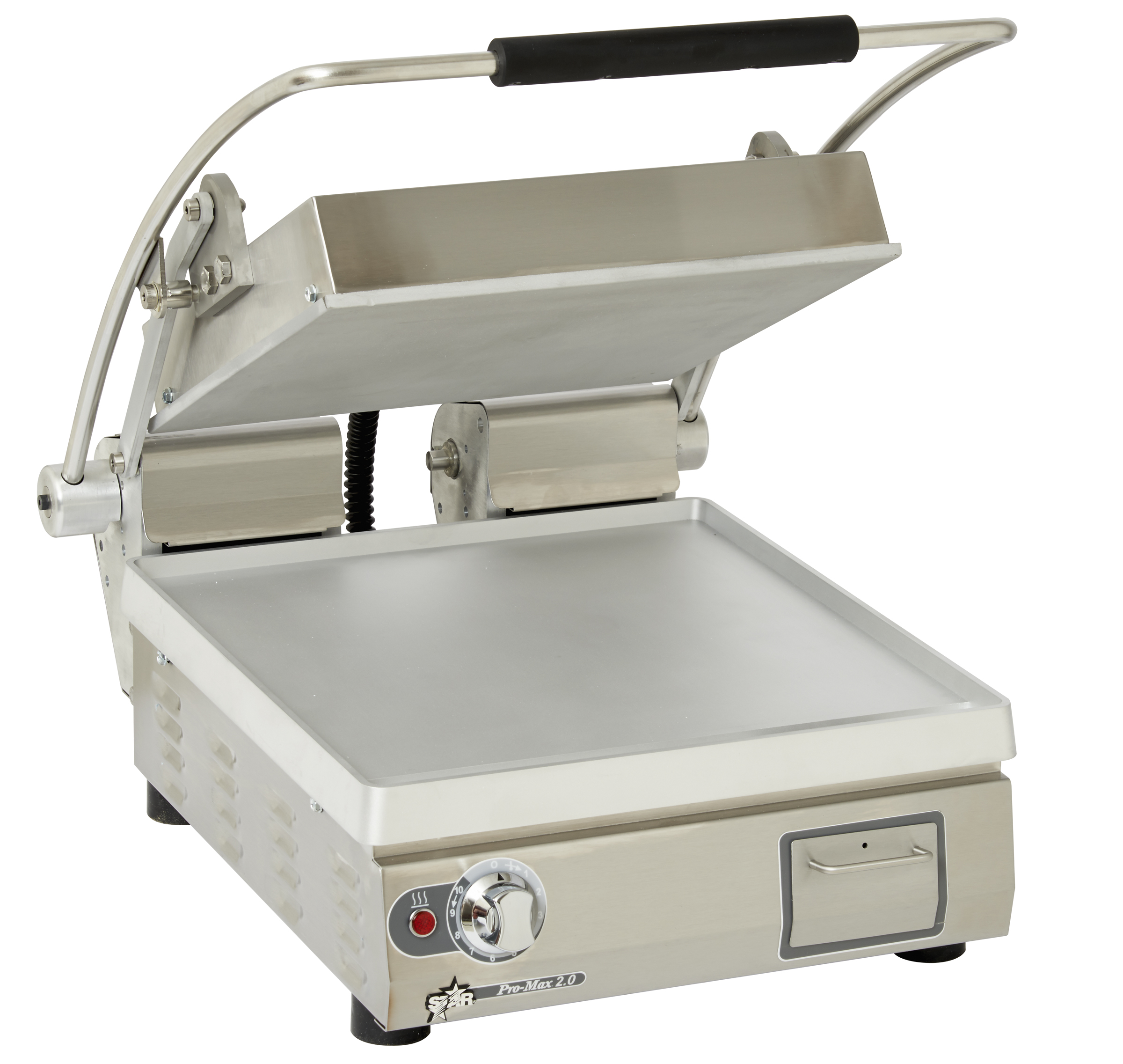 Pro-max 2.0 sandwich grill smooth -0