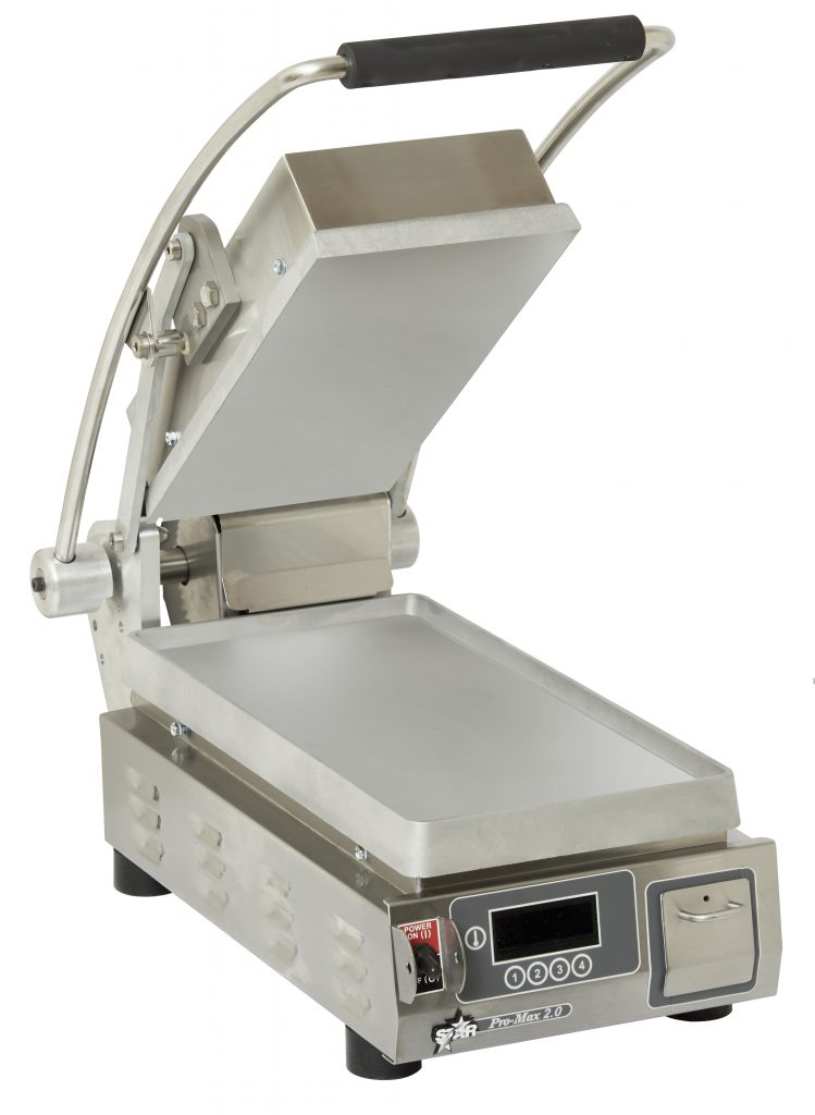 Pro-max 2.0 sandwich grill smooth -1773